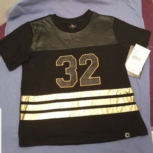 New- Akademiks Boys Shirt Sz M